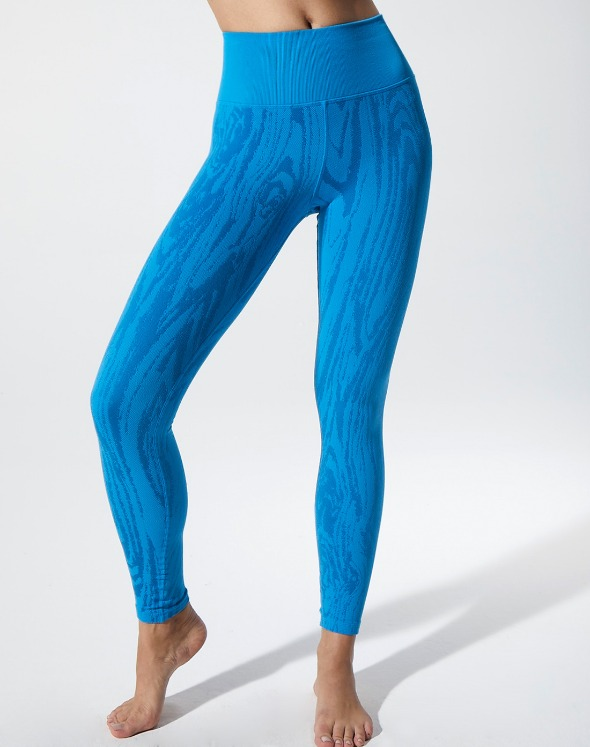 Wood Grain Leggings(VJ2BO825/BL)